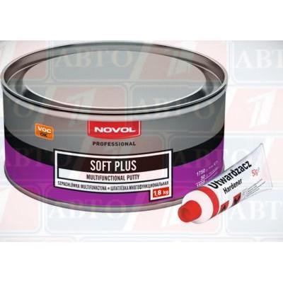 Купть novol soft plus  шпатлевка - novol soft plus  шпатлевка многофункциональная новол  в нашем интернет магазине