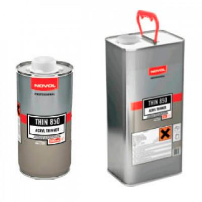 Купть novol thin 850 разбавитель для акриловых продуктов - novol thin 850 разбавитель для акриловых продуктов новол  в нашем интернет магазине