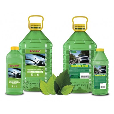 eco bio жидкость стеклоомывающая мухомой