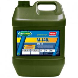 Купть дизельное масло м - 14в2 sae 40 (api cb) oilright - минеральное дизельное масло oilright м - 14в2 sae 40 (api cb)  в нашем интернет магазине