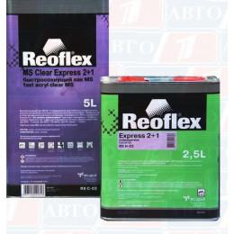 Купить лак реофлекс MS Clear Express 2+1  RX C-03 - лак реофлекс 2K Экспресс 2+1  в нашем интернет магазине