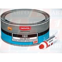 Купть шпатлевка novol fiber стекловолокно новол - шпатлевка novol fiber стекловолокно новол  в нашем интернет магазине