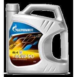 Купить трансмиссионное масло Gazpromneft  GL-4 80W-90 - 80w90 gl 4 gazpromneft  в нашем интернет магазине