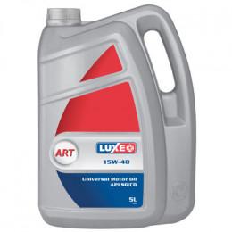 Купть универсальное минеральное  масло 15w 40 luxе standard (art) - универсальное минеральное  масло 15w 40 luxе standard (art)  в нашем интернет магазине