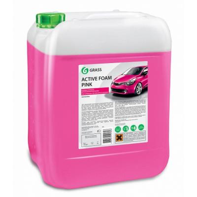 Купть автошампунь active foam pink grass - автошампунь active foam pink grass  в нашем интернет магазине