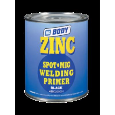антикоррозийный грунт с цинком body 425 zinc spot mig