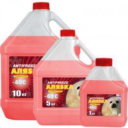 Купть антифриз  Аляска красный G12 Long Life - антифриз  Аляска красный G12 Long Life  в нашем интернет магазине