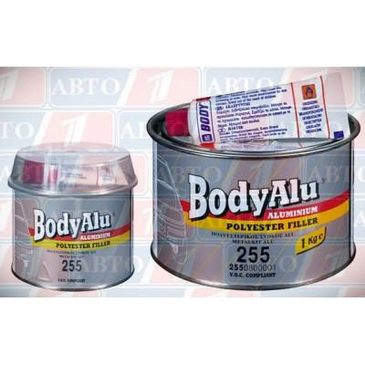 Купть шпатлевка body боди 255 alu с алюминием - шпатлевка body боди 255 alu с алюминием  в нашем интернет магазине