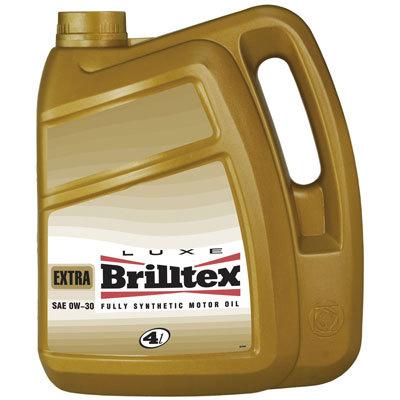 luxe brilltex extra синтетика 0w30