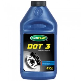 Купить тормозная жидкость dot 3 oilright - dot 3 oilright  в нашем интернет магазине