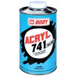Купть разбавитель body 741 acryl slow - разбавитель body 741 acryl slow  в нашем интернет магазине