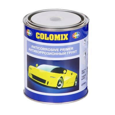 Купть антикоррозийный грунт-праймер 210 Коломикс Colomix - Антикоррозийный грунт-праймер Коломикс Colomix  в нашем интернет магазине