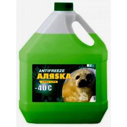 Купить антифриз Аляска - 65  зеленый - антифриз Аляска -40  зеленый  в нашем интернет магазине