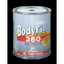 Купить body 360 HS 2:1 2K грунт наполнитель - Body 360 HS 2:1 2K грунт-наполнитель  в нашем интернет магазине