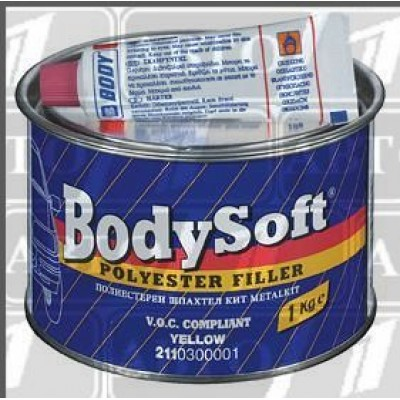шпатлевка body soft 211
