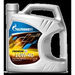 Купить gazpromneft premium l 10w 40 - масло Gazpromneft Premium L 10W-40 API SL/CF ACEA A3/B4  в нашем интернет магазине
