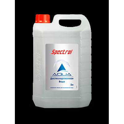 Купить дистиллированная вода spectrol - вода дистиллированная spectrol aqua  в нашем интернет магазине