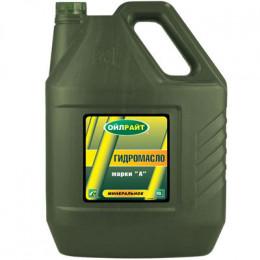 Купить гидравлическое масло марки а oilright - гидравлическое масло марки а oilright  в нашем интернет магазине