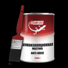 Купть шумоизоляционная мастика 3ton - шумоизоляционная мастика  в нашем интернет магазине