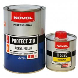 грунт novol protect 310   акриловый 4+1 НS