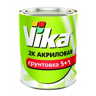 Купть Грунтовка Vika 5+1 HS акриловая 2K - 2К грунт акриловый «5+1» HS Vika  в нашем интернет магазине