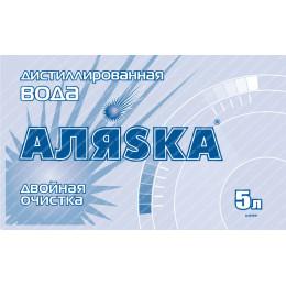 Купть вода дистиллированная для аккумуляторов аляска 5л - вода дистиллированная для аккумуляторов аляска  в нашем интернет магазине