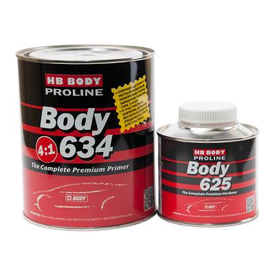 Купить body 634 hs 2k грунт  наполнитель - body 634  в нашем интернет магазине