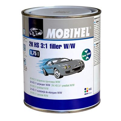 Купть MOBIHEL 2K HS 3:1 W/W low VOC вторичный грунт - 2k hs 3:1 вторичная грунтовка w/w low voc мобихел  в нашем интернет магазине
