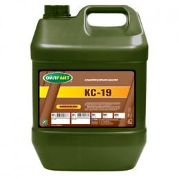 Купить масло компрессорное КС 19 - масло компрессорное кс 19  в нашем интернет магазине