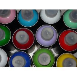 Варианты автомобильной краски и эмали