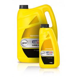 Купить LUXЕ Антифриз YELLOW LINE желтый g13 - антифриз желтый g13 карбоксилатный  в нашем интернет магазине