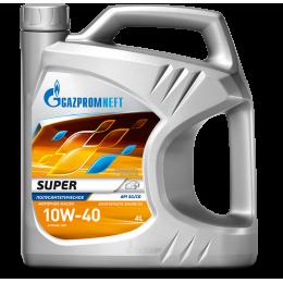 Купить масло Gazpromneft Super 10W-40 API SG/CD - масло gazpromneft super 10W-40 API SG/CD  в нашем интернет магазине