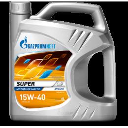 Купить масло Gazpromneft Super 15W-40 API SG/CD - масло gazpromneft super  15W-40 API SG/CD  в нашем интернет магазине