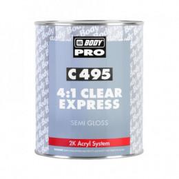 Купить лак HB BODY 495 - лак body боди 495 MS 4:1 2К  в нашем интернет магазине