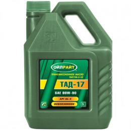 Купить масло тад 17 oilright - масло тад 17 oilright  в нашем интернет магазине