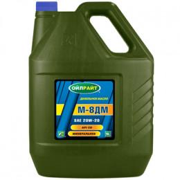 Купить дизельное масло М-8ДМ SAE 20W-20 - зимнее минеральное дизельное масло oilright м-8дм sae 20w20 (api  в нашем интернет магазине