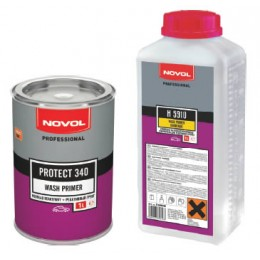 novol protect 340  реактивный грунт wash primer