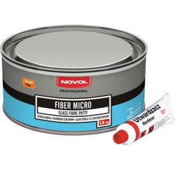 Купить fiber micro шпатлевка novol со стекловолокном - fiber micro novol  в нашем интернет магазине