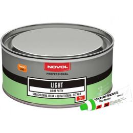 Купить novol light шпатлевка легкая - novol light шпатлевка легкая новол  в нашем интернет магазине