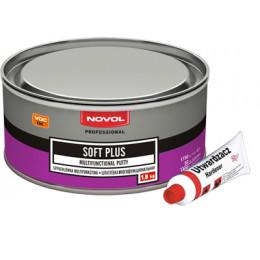 Купить novol soft plus  шпатлевка многофункциональная - novol soft plus  шпатлевка многофункциональная новол  в нашем интернет магазине