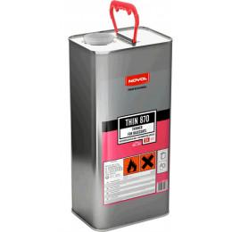 Купить novol thin 870 разбавитель для базы - novol thin 870 разбавитель для базы новол  в нашем интернет магазине